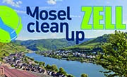 Mosel CleanUp in Zell